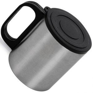 Copo inox 180 ml
