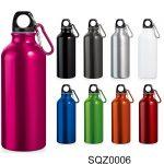 Squeeze Aluminio com MosquetãoSQZ0006-cores