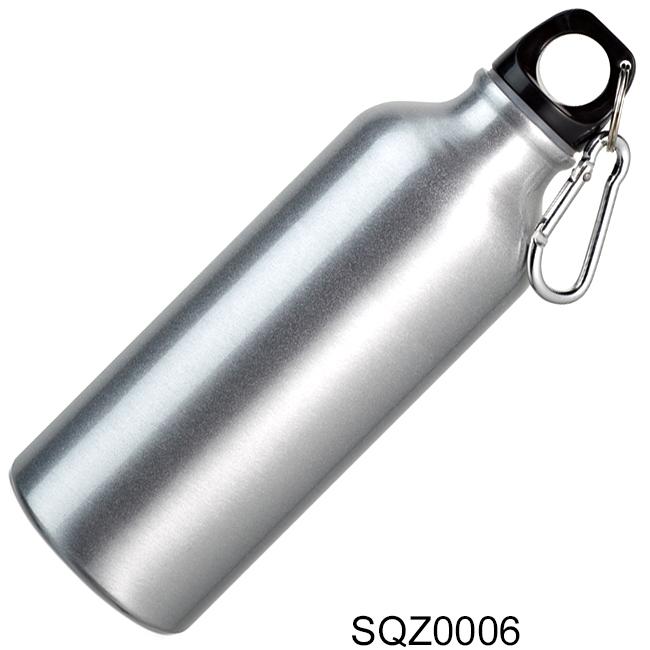 Squeeze Aluminio com Mosquetão
